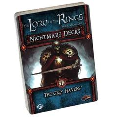 The Lord Of The Rings LCG: The Grey Havens Nightmare Deck