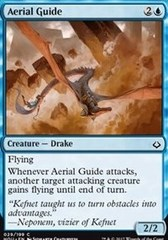 Aerial Guide on Channel Fireball