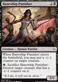 Banewhip Punisher - Foil
