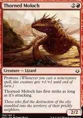 Thorned Moloch - Foil