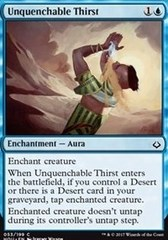 Unquenchable Thirst - Foil