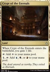 Crypt of the Eternals - Foil