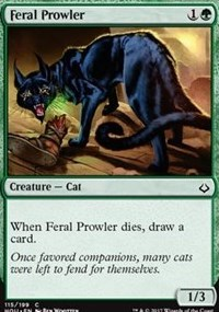 Feral Prowler - Foil