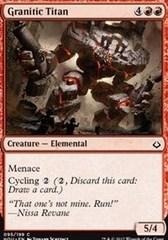 Granitic Titan - Foil