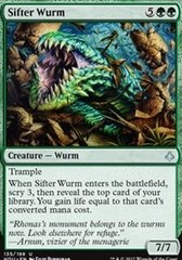 Sifter Wurm - Foil