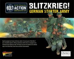 1000pts Blitzkrieg German Army