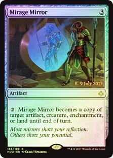 Mirage Mirror - Foil - Prerelease Promo