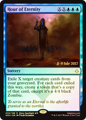 Hour of Eternity - Foil - Prerelease Promo