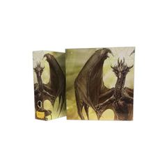 Dragon Shield Slipcase Binder - White