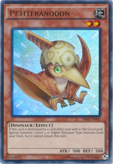 Petiteranodon - SR04-EN000 - Ultra Rare - Unlimited Edition