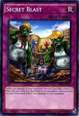 Secret Blast - SR04-EN038 - Common - Unlimited Edition