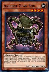 Ancient Gear Box - SR03-EN011 - Common - Unlimited Edition on Channel Fireball
