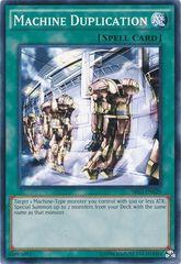 Machine Duplication - SR03-EN029 - Common - Unlimited Edition