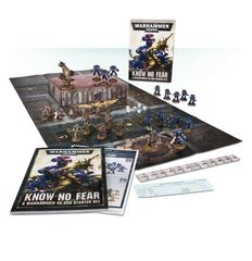 Know No Fear: A Warhammer 40,000 Starter Set ( 40-03-60 )