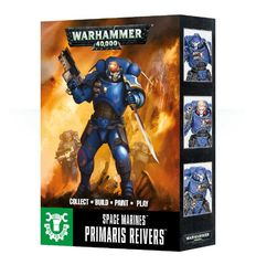4866 Easy To Build: Primaris Space Marine Reivers