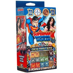 Superman and Wonder Woman Starter Set