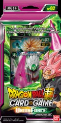 Dragon Ball Super TCG - Union Force - Special Pack