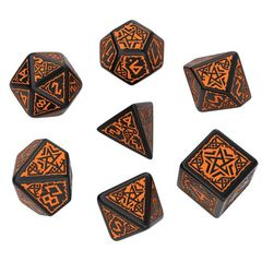 Q-Workshop - Pathfinder Hell's Vengeance Dice Set (7)