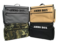 Battle Foam - Ammo Box Bag: Empty Gray