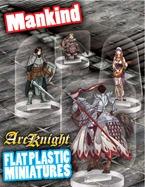 Flat Plastic Miniatures: Mankind