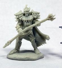 Vagorg, Half Orc Sorcerer