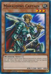 Marauding Captain - YS17-EN012 - Common - 1st Edition