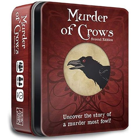Murder Of Crows - Second Edition (2E) (Friendly Local Game Drop)