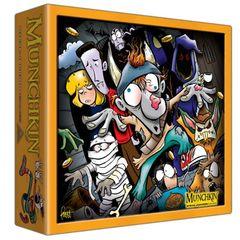 Munchkin Halloween Monster Box