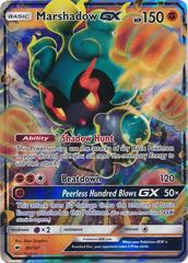 Marshadow GX - 80/147 - Ultra Rare