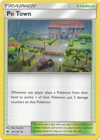 Po Town - 121/147 - Uncommon