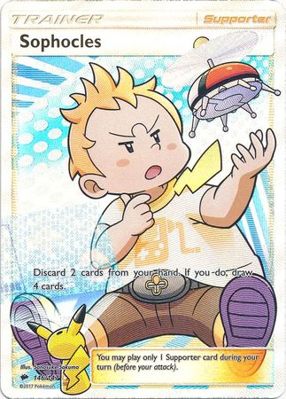 Sophocles - 146/147 - Full Art Ultra Rare