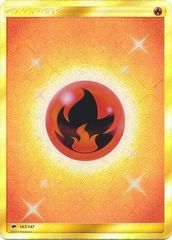 Fire Energy - 167/147 - Secret Rare