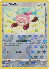 Stufful - 110/147 - Common - Reverse Holo