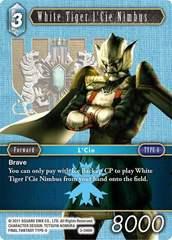 White Tiger L'Cie Nimbus - 3-046H