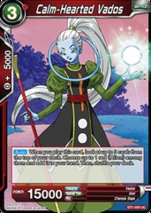 Calm-Hearted Vados - BT1-009 - UC