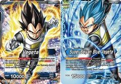 Vegeta // Super Saiyan Blue Vegeta - BT1-028 - R