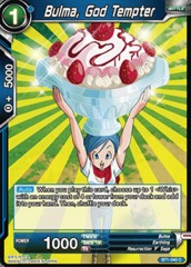 Bulma, God Tempter - BT1-040 - C