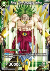 Broly, The Rampaging Horror - BT1-073 - SR