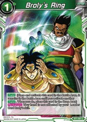 Broly's Ring - BT1-081 - C
