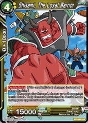 Shisami, The Loyal Warrior - BT1-094 - UC