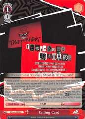 Calling Card - P5/S45-070 - U