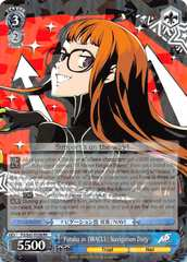 Futaba as ORACLE: Navigation Duty - P5/S45-076 - RR
