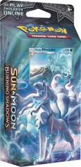 Sun & Moon - Burning Shadows Theme Deck - Alolan Ninetales