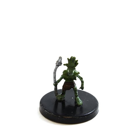 Vegepygmy Chief - Gaming Miniatures » D&D Miniatures Singles » Icons