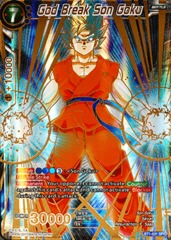 God Break Son Goku - Special Rare - BT1-031 - SPR