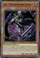 Jain, Twilightsworn General - COTD-EN024 - Common - 1st Edition