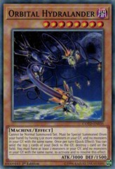 Orbital Hydralander - COTD-EN035 - Common - 1st Edition