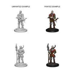 Town Guards - Pathfinder (Deep Cuts) - Unpainted
