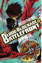 Blood Blockade Battlefront Trade Paperback Vol 01