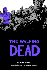 Walking Dead HC Vol 05 (Mr)